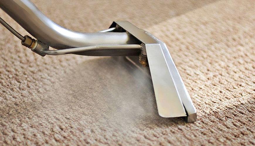 czyszczenie dywanu parą